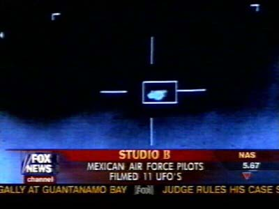 Fox News Covers Mexican UFOs