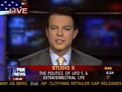 Fox Covers UFOs